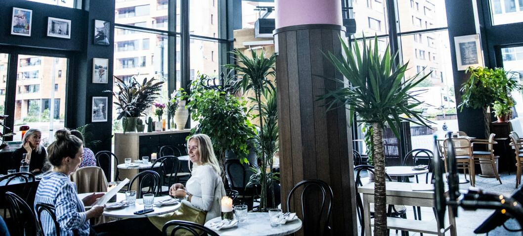 Slik er Oslos nye it-restaurant
