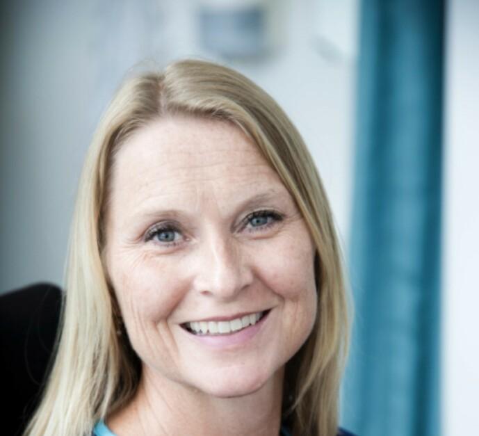<strong>HA TILLITT:</strong> Fødselslege Kari Løvendahl Mogstad oppfordrer har sympati med vordende foreldre som leser mange, ulike råd. Hun oppfordrer til å rådføre seg og ha tillitt til fagfolk.