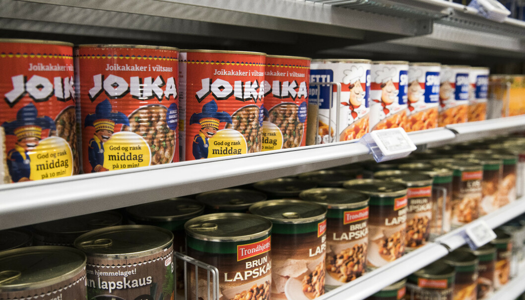 Nielsen Norge tror den økende etterspørselen etter middagshermetikk, frysetørrede varer, pasta og ris kan ha vært kortvarig. Foto: Terje Pedersen / NTB scanpix