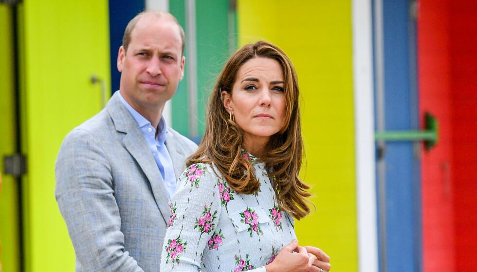 <strong>DØD KVINNE FUNNET:</strong> I nærheten av hertuginne Kate og prins Williams hjem ble det nylig funnet et lik. Foto: NTB Scanpix