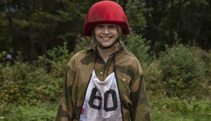 <strong>TVUNGET AV SAMBOEREN:</strong> Christine Dancke forteller at samboeren nektet henne å takke nei til å delta. Foto: Matti Bernitz/TV 2