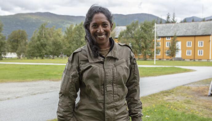 <strong>TØFT Å DRA FRA FAMILIEN:</strong> Siri Nilminie Avlesen-Østli gruer seg til å kjenne på savnet etter barna. Foto: Matti Bernitz/TV 2