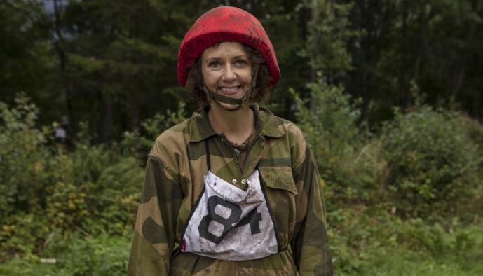 <strong>LIVREDD FOR HØYDER:</strong> Margrethe Røed håper hun skal takle høydeutfordringene programmet byr på. Foto: Matti Bernitz/TV 2