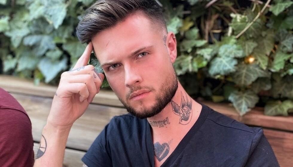 <strong>VIL JOBBE MED PORNO:</strong> Emil (22) ønsker å flytte til USA for å lage pornofilmer. Foto: Privat