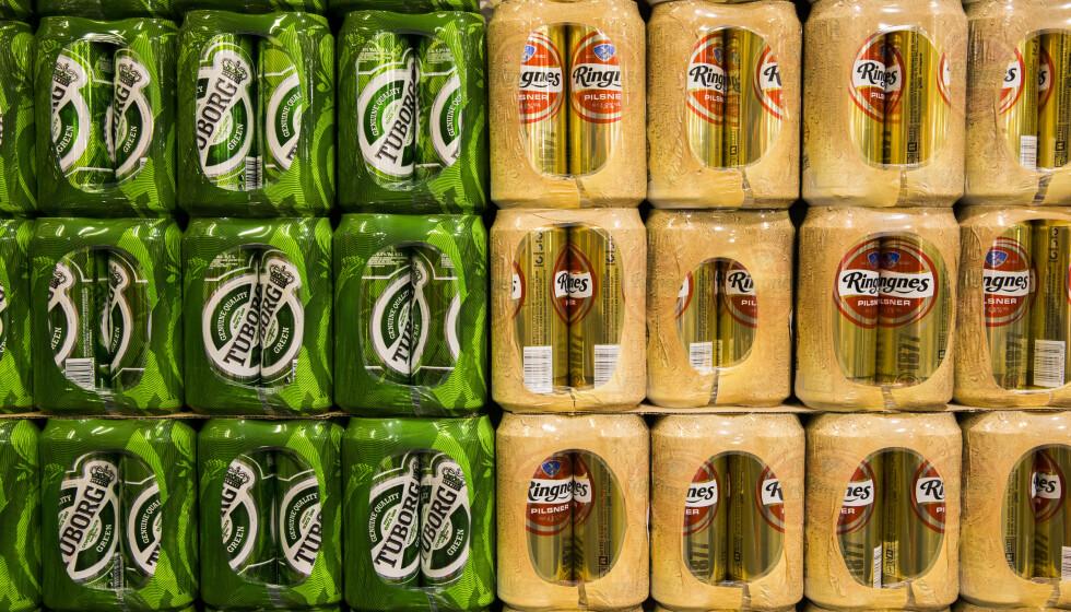 <strong>TOMMEL OPP:</strong> Det er lovlig å gi smaksprøver på øl uten betaling, bekrefter Helsedirektoratet. Foto: Berit Roald / NTB scanpix