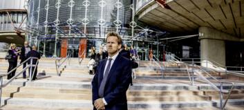 Norge nektes omkamp i Strasbourg
