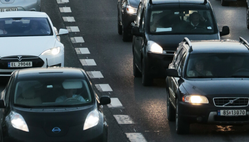 Solgte seks ganger så mange elbiler som dieselbiler