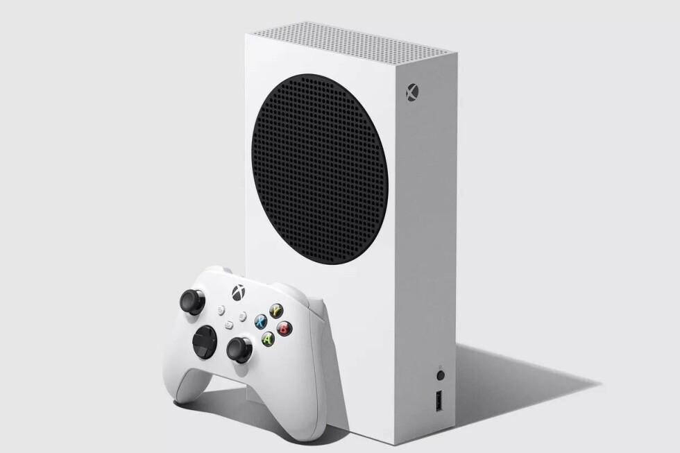 <strong>XBOX SERIES S:</strong> Ikke én, men to nye Xboxer er på vei. Foto: Microsoft