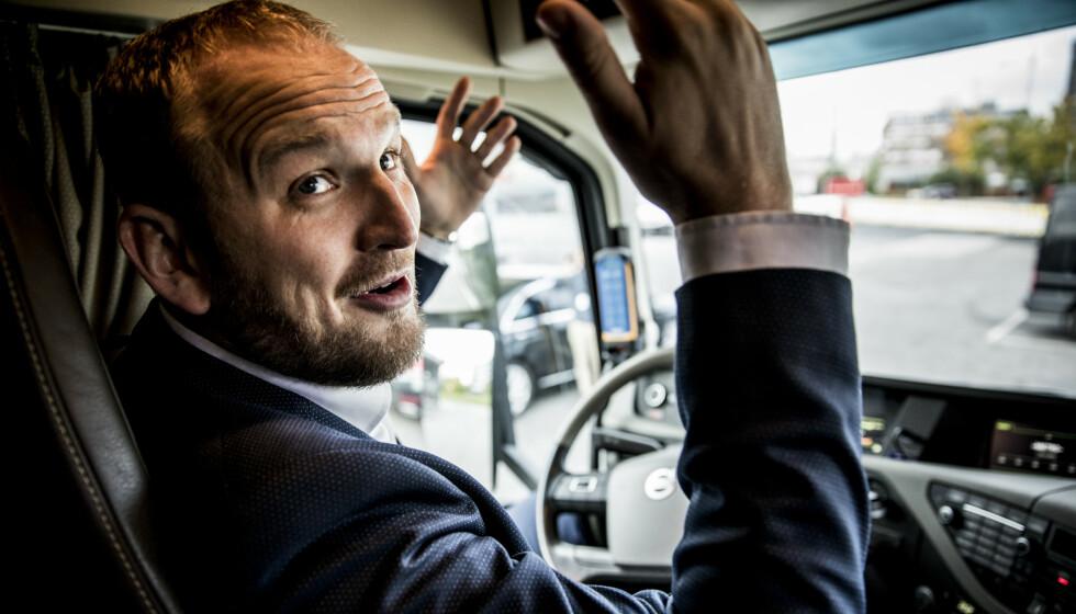 <strong>KRITISK:</strong> Hvis hver eneste norske kommune skal ha egne klimabudsjetter, blir det rotete, byråkratisk og dyrt, mener Jon Georg Dale (Frp). Foto: Christian Roth Christensen / Dagbladet