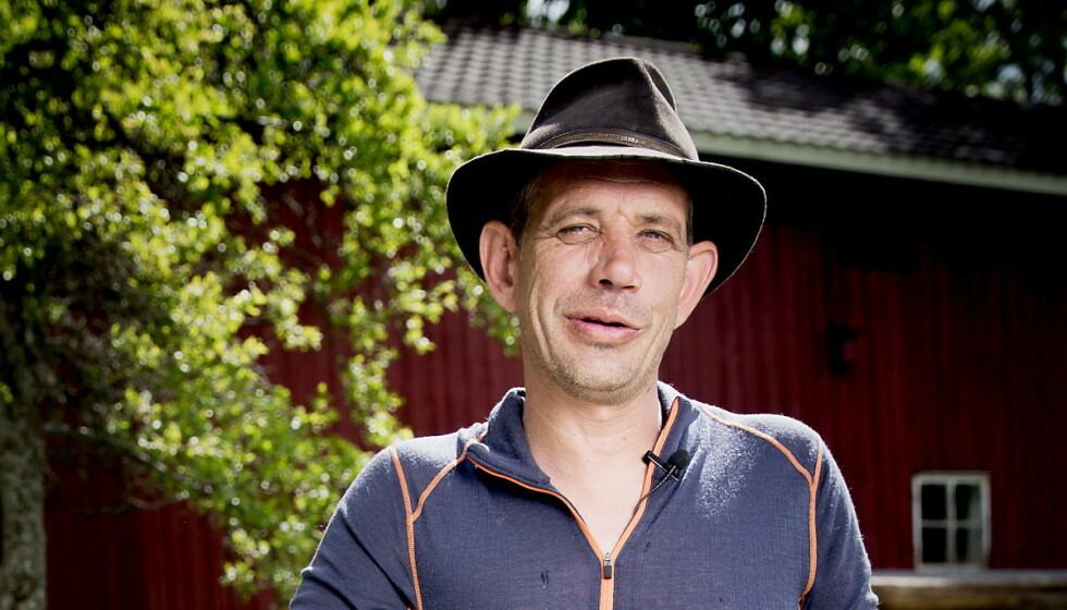 <strong>TIL BORDS:</strong> Leif Einar Lothe er blant deltakerne i den kommende sesongen av «Camp Kulinaris». Foto: Bjørn Landsem/Dagbladet