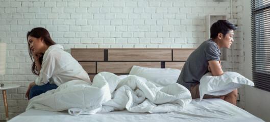 5 faktorer går igjen hos par som skiller seg