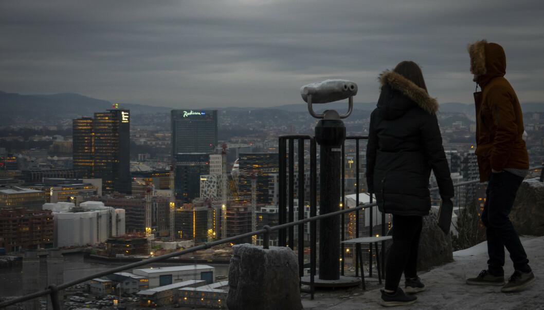 <strong>UT I KULDEN:</strong> Oslo gjør fortsatt mye riktig, men makter ikke å forsvare tittelen i kommune-NM. Foto: Heiko Junge / NTB scanpix