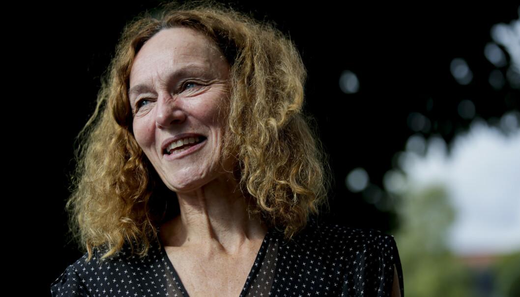<strong>ALVOR:</strong> FHI-direktør Camilla Stoltenberg reflekterer over at det lørdag er seks måneder siden Norge innførte de mest inngripende tiltake i fredstid. Foto: Vidar Ruud / NTB scanpix
