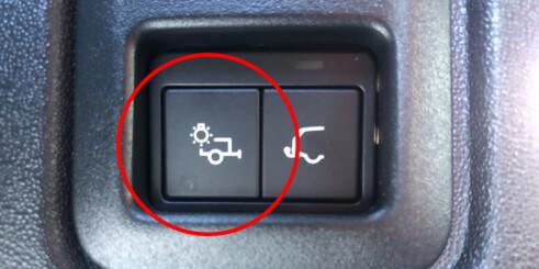 Denne knappen burde alle biler ha