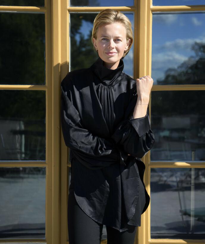 <strong>- IKKE OK:</strong> Foto: Josephine Bornebusch syntes det var skremmende at Sverige valgte en annen taktikk enn sine naboer for å takle coronapandemien. Jessica Gow / TT.