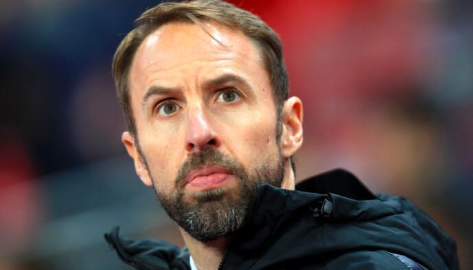 <strong>HADDE IKKE NOE VALG:</strong> England-trener Gareth Southgate. Foto: NTB scanpix