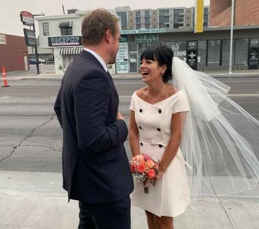 Image: Overrasket med bryllup