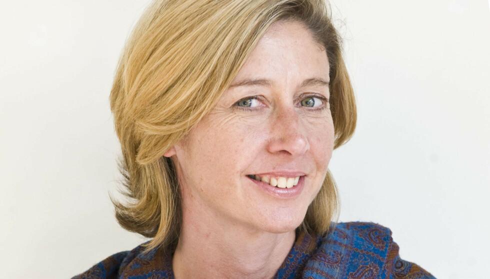 <strong>REPORTEREN:</strong> Christina Lamb er utenriksjournalisten som har skrevet en rekke bøker og vunnet prisen Prix Bayeux som beste europeiske krigsreporter. Foto: Francesco Guidicini