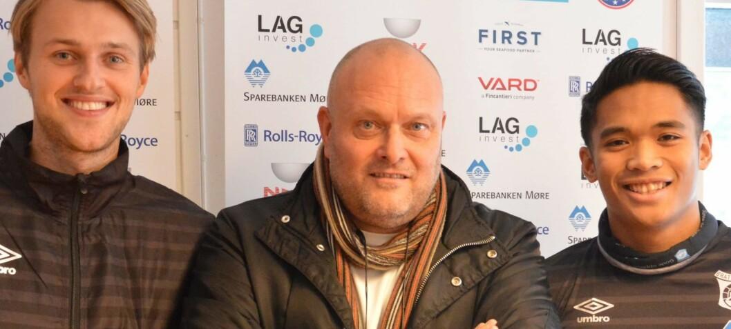 Innsidelivet: Slik jobber norske fotballagenter