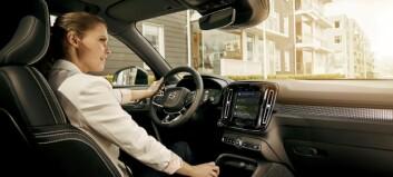 I denne bilen sitter du best