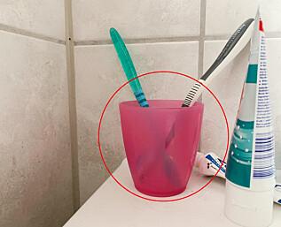 Tabbene som gir økt bakterievekst