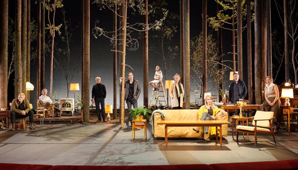 <strong>VELLYKKET:</strong> «Vildanden» på Nationaltheatrets hovedscene. Foto: Øyvind Eide, Nationaltheatret