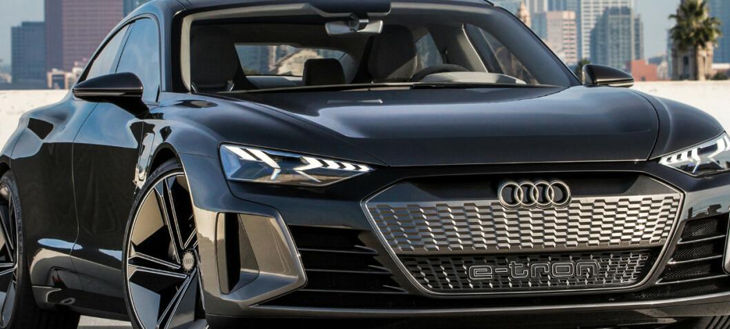 Audis heftigste nærmer seg Norge