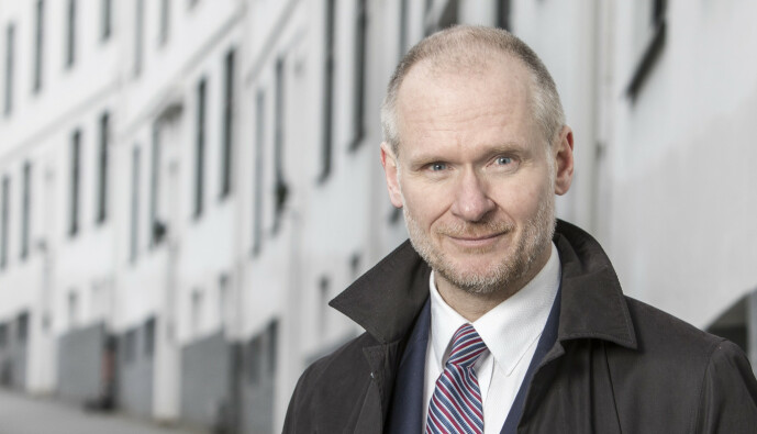 <strong>NEPPE:</strong> Administrerende direktør Henning Lauridsen i Eiendom Norge ser ikke helt hvordan bolig-gambling på selgers død vil kunne slå an i Norge. Foto: Ole Berg-Rusten, NTB scanpix