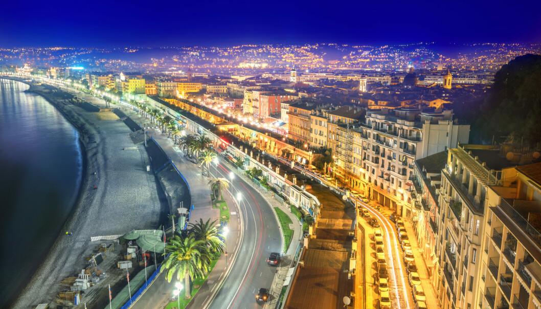 <strong>FRANSK DRØM:</strong> Drømmer du om en leilighet langs strandpromenaden i Nice, kan du sjekke ut om en helt spesiell fransk måte å kjøpe bolig på gjør at du får råd til å realisere drømmen. Valery Bareta / Shutterstock / NTB scanpix