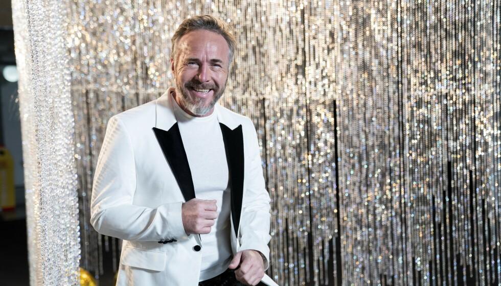 <strong>INGEN SELVFØLGE:</strong> I år er P4-profil Michael Andreassen blant kjendisene som kjemper om «Skal vi danse»-pokalen. Ser man tilbake på livet hans, er det ingen selvfølge at han er med. Foto: Espen Solli / TV 2