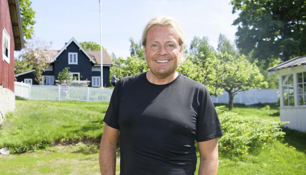 <strong>MILLIONGJELD:</strong> Tidligere realitydeltaker og eks-predikant Runar Søgaard står i stor gjeld til svenske myndigheter. Foto: Lars Eivind Bones / Dagbladet