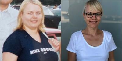 Image: Marianne gikk ned 35 kilo - slik holder hun vekta