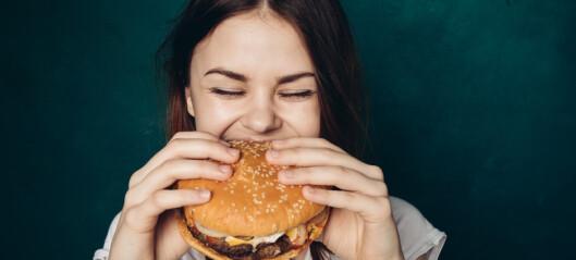 Derfor er usunn mat så godt