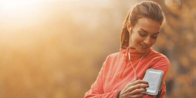 Image: Bør du trene på tom mage?