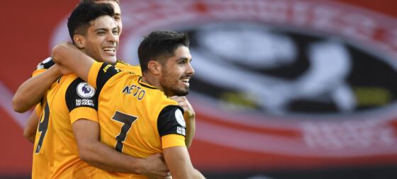 Wolves sjokkerte Sheffield United