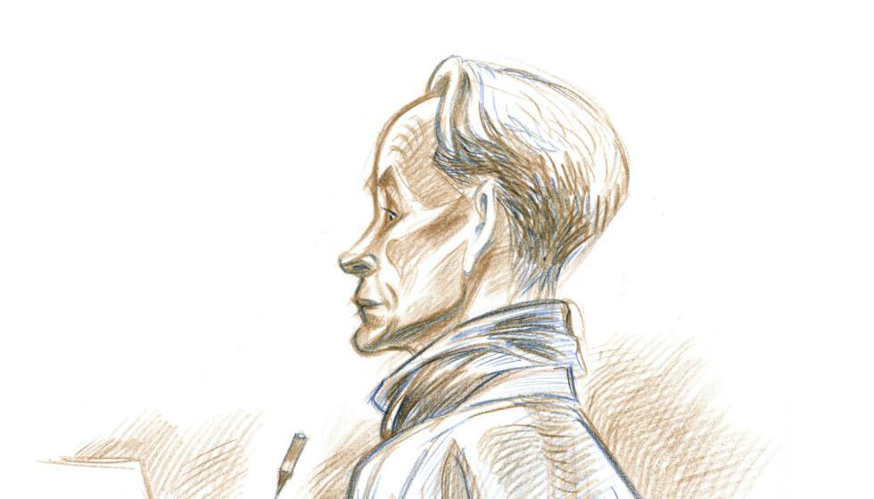 Laila Anita Bertheussen skal tirsdag forklare seg på nytt under rettssaken mot henne i Oslo tingrett. Bertheussen, som er samboer med tidligere justisminister Tor Mikkel Wara, er tiltalt for angrep på demokratiet og trusler mot ledende politikere. Foto: Egil Nyhus / NTB scanpix