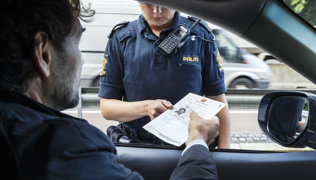 Nekter å godta førerkortbeslag: - Tror de kan slippe unna