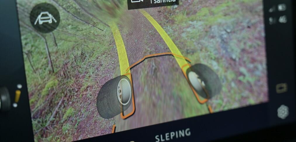 Land Rovers usynlige panser