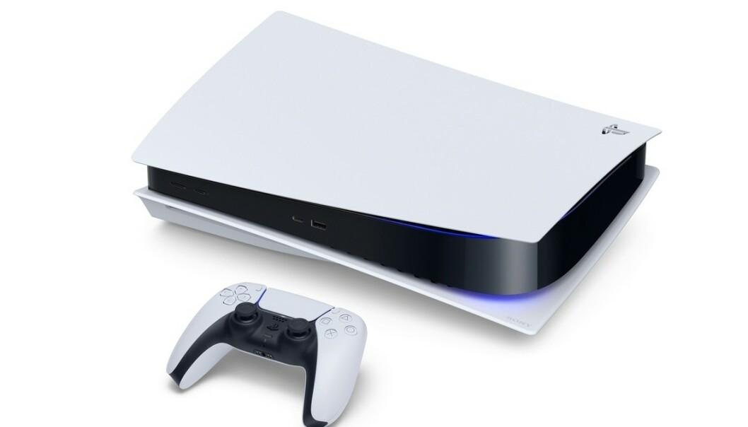 PLAYSTATION 5: Den etterlengtede PS5-konsollen lanseres i høst, men får du tak i den? Foto: Sony