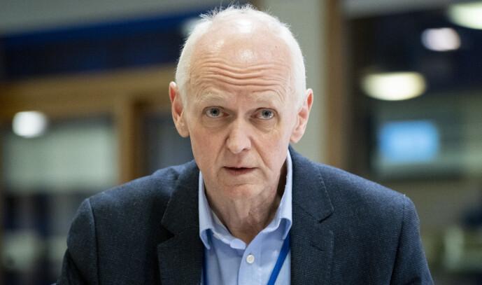 <strong>OMRÅDEDIREKTØR:</strong> Områdedirektør i FHI, Geir Bukholm. Foto: NTB scanpix