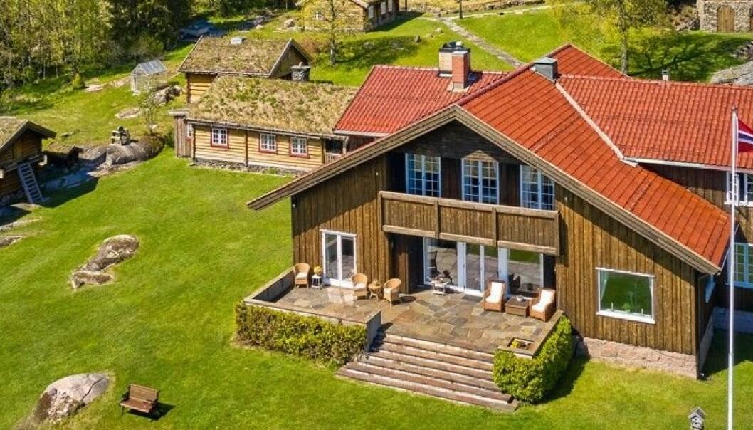Selger en av Norges dyreste boliger
