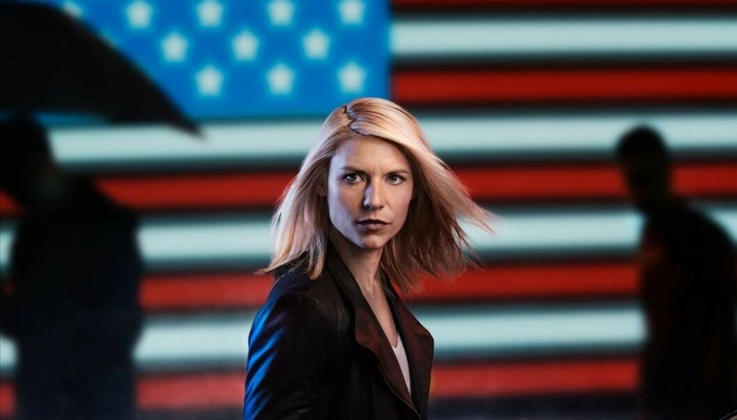 <strong>PARAMOUNT+:</strong> «Homeland» er en av de største seriene til Showtime. Foto: Showtime