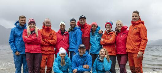 Dette er årets deltakere i «71 grader nord»