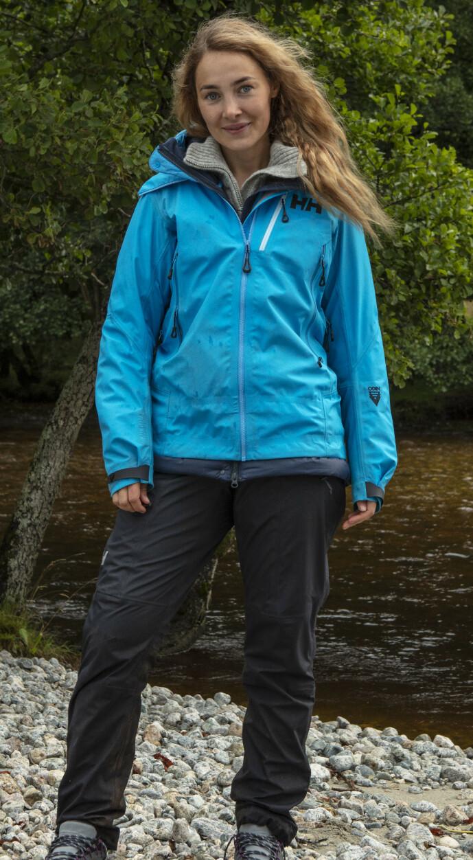 <strong>TILBAKE PÅ TV:</strong> Helen Hima har tidligere deltatt i både «Ex on the Beach» og «Første date». Foto: Matti Bernitz/ TVNorge