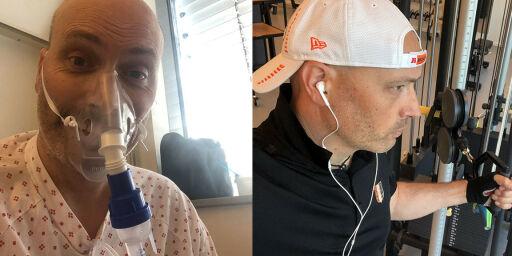 image: Livet etter Covid-19: Tom trengte langvarig rehabilitering