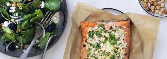 Image: Middagstips? Få fem deilige oppskrifter herdag