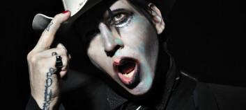Hatten av for Marilyn Manson