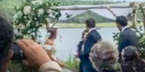 Image: Bryllupet avbrytes