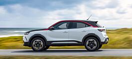Fullelektrisk SUV fra Opel offisiell