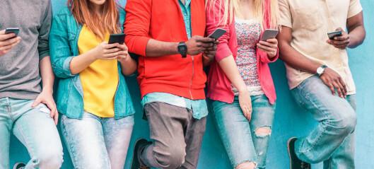 Sosiale medier må ta ansvaret selv